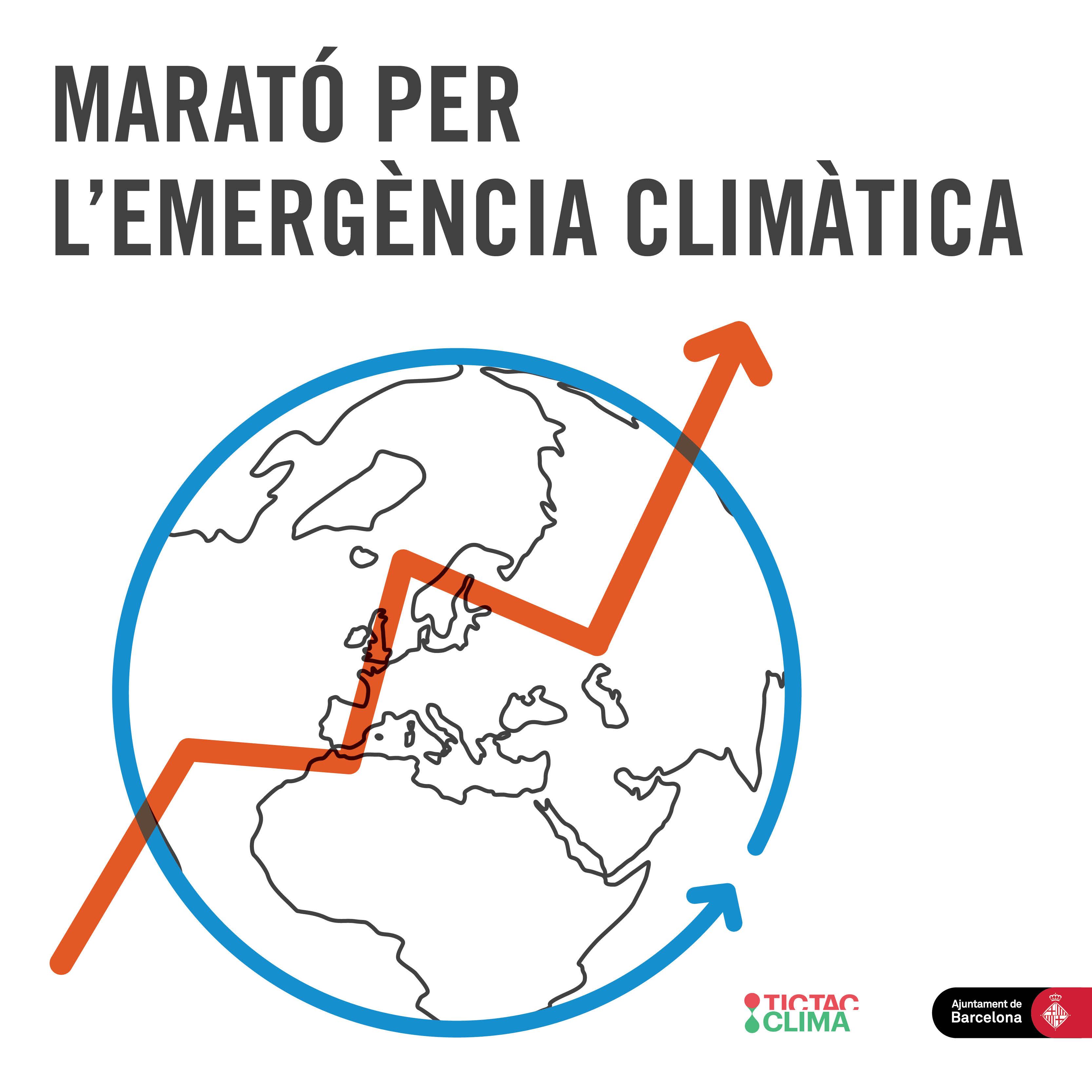 Marató per l'emergència climàtica