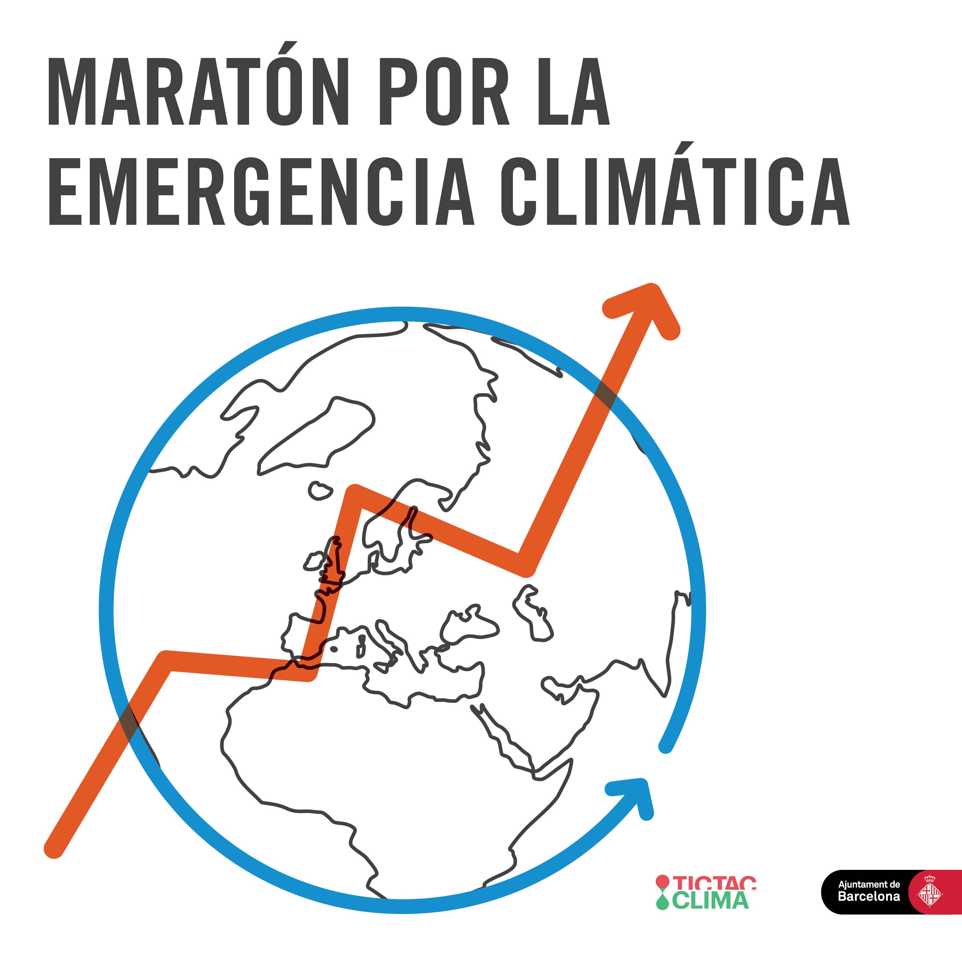 Maratón por la Emergencia Climática