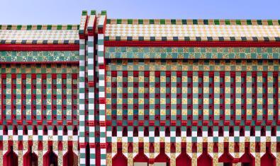 Amb el concurs #QuédateEnCasaVicens aprendreu moltes coses sobre l'edifici de Gaudí