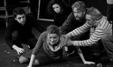 L'obra compta amb onze actors i actrius