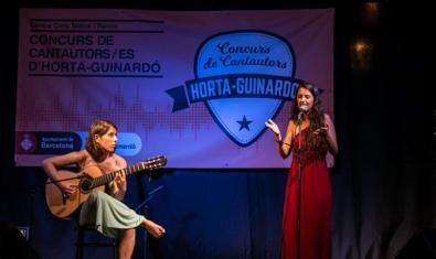 Concurs de Cantautors/es d'Horta-Guinardó