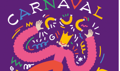 Cartel del Carnaval Barcelona 2019