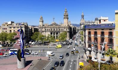 Vista parcial de Ciutat Vella