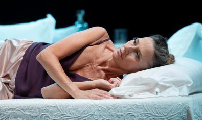 Lluïsa Mallol en 'La dona trencada'