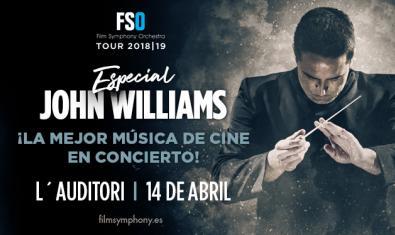 FSO TOUR 2018/19: Especial John Williams