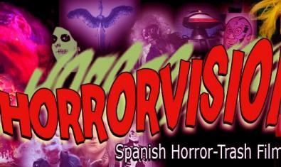 El cartell de l'edició d'enguany de l'Horrorvision