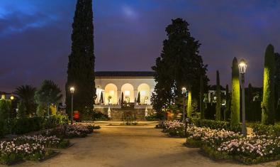 Jardines del Teatro Grec