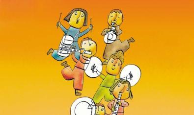 Ilustración de Els pastors músics