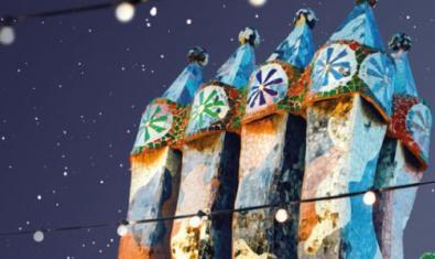 Les xemeneies de la Casa Batlló.