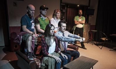 Realpolitik es una obra de la compañía Teatre de l'Enjòlit