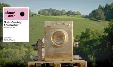 Una imatge d'un dels primers vídeos promocionals del Sónar de l'any que ve