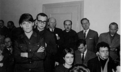 Retrospectiva de Alexander Kluge en La Virreina. © Archiv der Internationalen Kurzfilmtage Oberhausen
