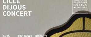 'Dijous concert' 2021-2022