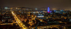 Lights of Barcelona