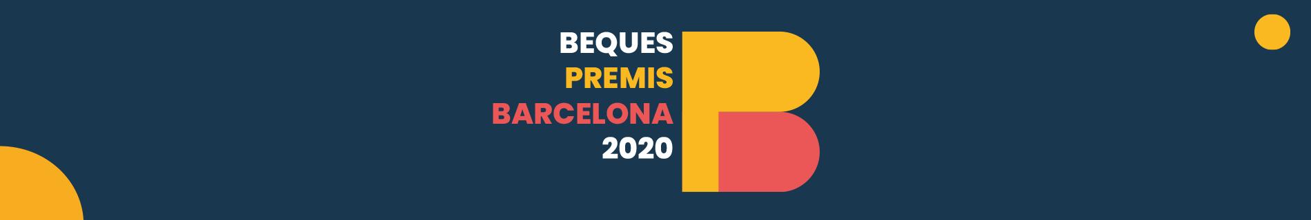 Premis Beques Barcelona 2020
