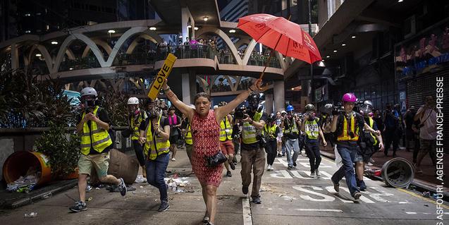 Ganador de la categoría de reportaje fotográfico, © Nicolas Asfouri, Dinamarca, Agence France-Presse