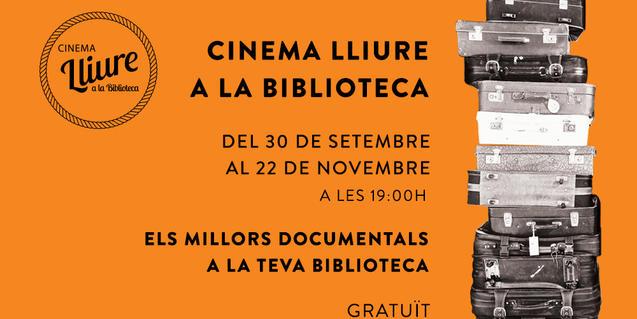 Cinema Lliure a la Biblioteca