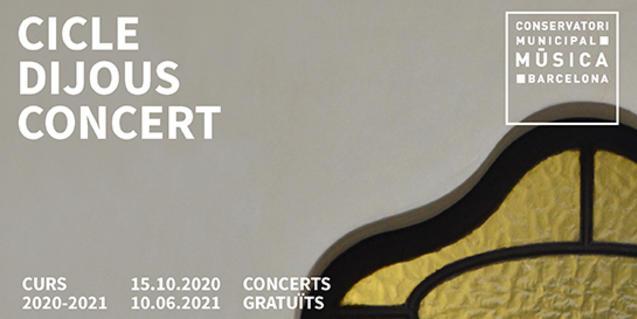 "El ciclo ""Dijous concert"" vuelve el próximo 15 de octubre"