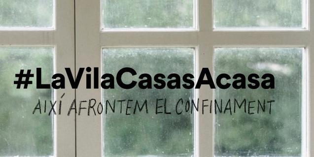 La Fundació Vila Casas està tancada, però en podeu veure exposicions en línia