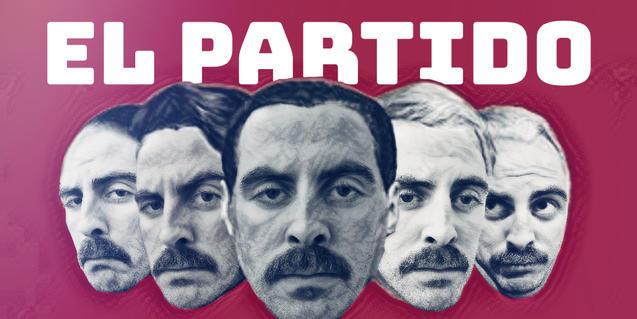 'El Partido', de Pablo Lechuga
