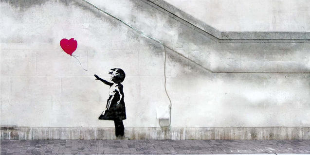 'The World of Banksy' arriba a Barcelona