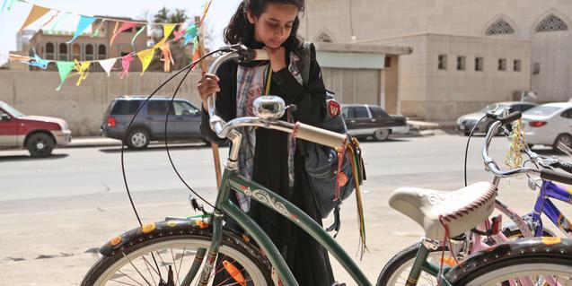 'La bicicleta verda' (Haifaa al-Mansour)