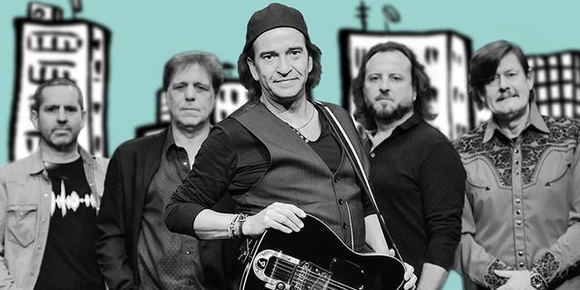 'Los Secretos' inauguren el GuitarBCN 2020