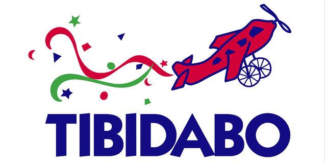 Logo del Parc d'atraccions Tibidabo.