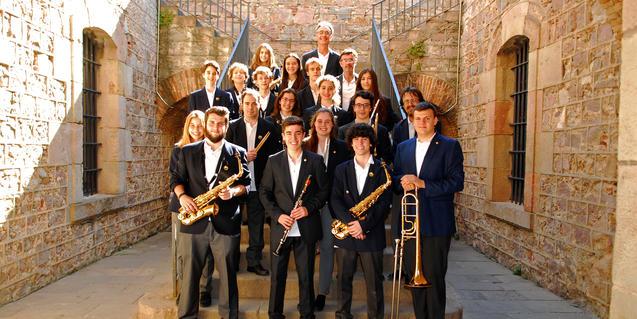 Banda de música del col·legi Pare Manyanet de Barcelona – les Corts