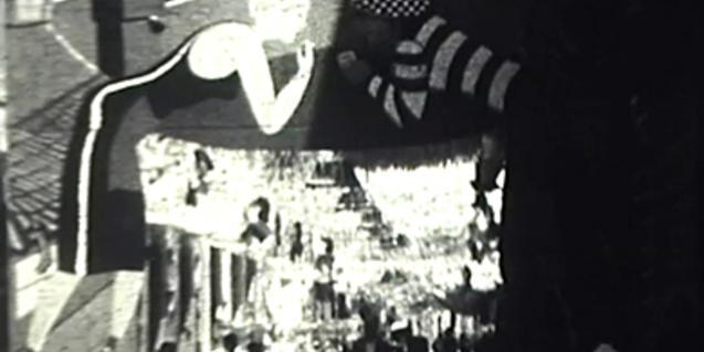 Collage de imagenes de la Fiesta de Gràcia de 1935