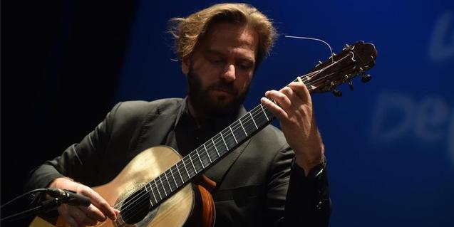 """Marcin Dylla inaugurates the """"Ferran Sor"""" Festival"""