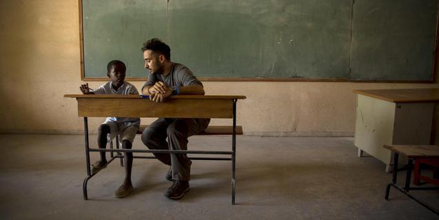 El documental de J. A. Bayona '9 días en Haití' se pasará el 22 de noviembre