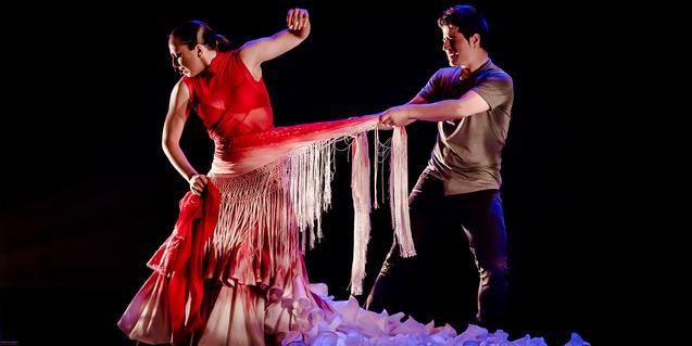 A Palo Seco se podrá ver dos días en el Espai Dansat!