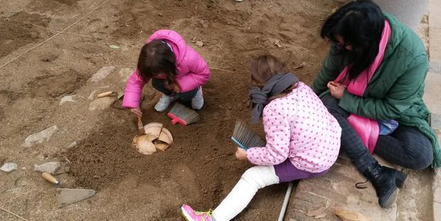 Taller d'arqueologia