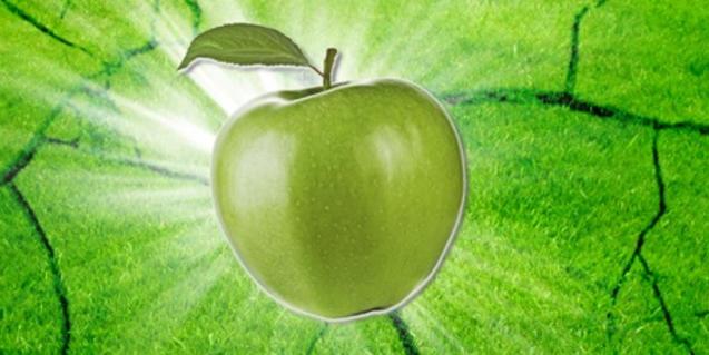 Una poma, causa de tots els problemes d'Adam i Eva, serveix per anunciar aquest muntatge teatral