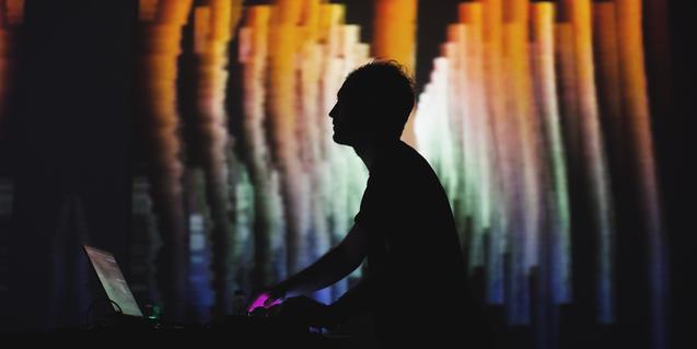Una imatge de l'edició de 2015 del MIRA Festival