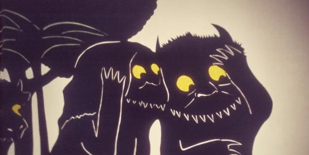Imagen de las sombras del cuento