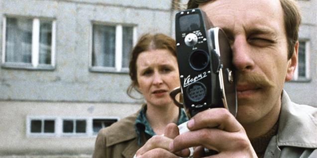 Fotograma del film de Kieślowski 'Amator', que es podrà veure els dies 10 i 13 de juliol