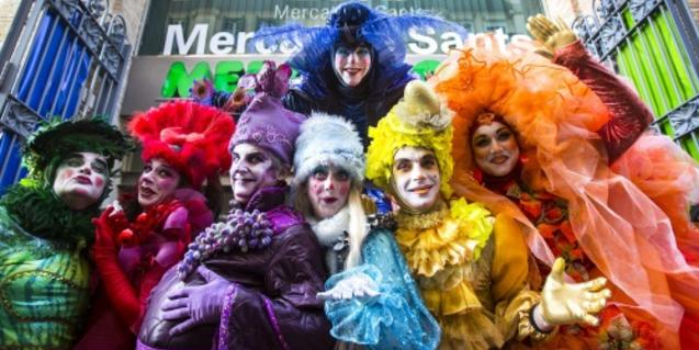 The Arribo del Carnaval