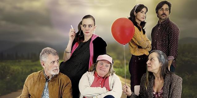 L'equip interpretatiu d''Amy (& The Orphans)'