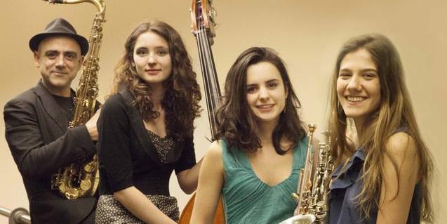 Andrea Motis Quartet