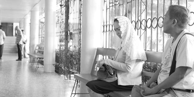 Fotograma del film de Lav Diaz 'Ang Babaeng Humayo / The Woman Who Left'