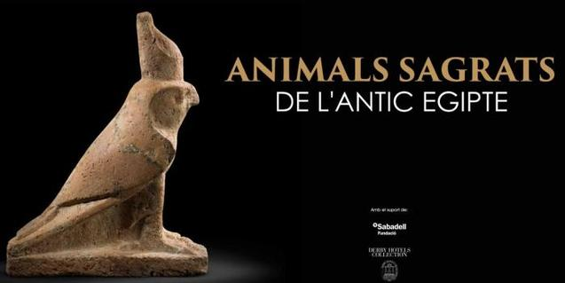 Animales Sagrados del Antiguo Egipto