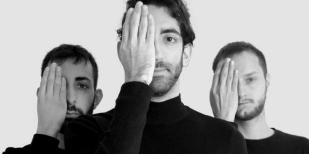 Els tres intèrprets de 'L'aniversari'