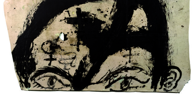 An image from 'Antoni Tàpies. Profound Certainty'