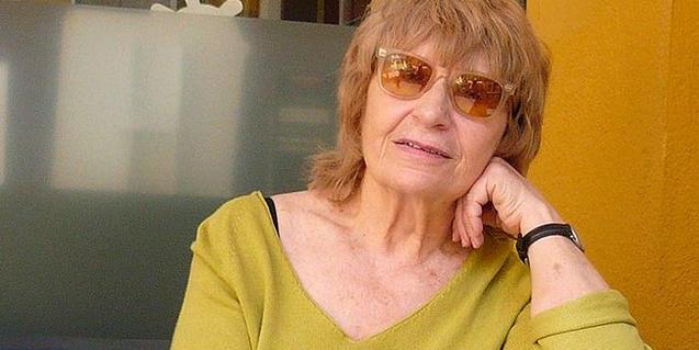La poeta y escritora mallorquina Antònia Vicens