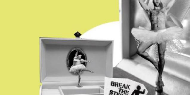 Cartel de la exposición 'Ara parlem de dones!'