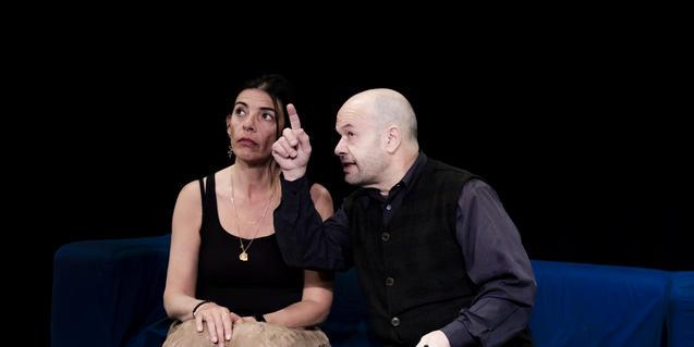 Núria Casas i Mingo Ràfols, parella a 'Ara que ho tenim tot'