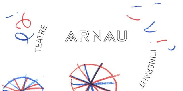"""Imatge amb el títol """"Teatre Arnau Itinerant"""""""