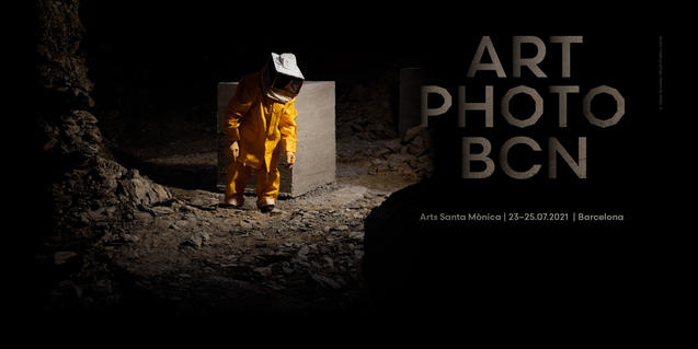 Poster of the eighth edition of the Art Photo Bcn